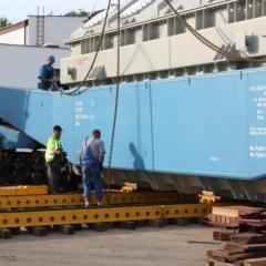 Dunowo - Trafo 176 ton