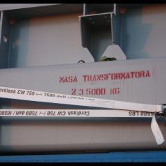 Trafo 235 ton